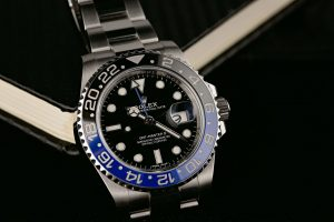 Rolex Batman GMT-Master II 116710 VS 126710